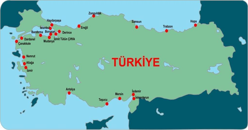 Ports in turkey map map of turkey ports western asia asia map of turkey ports printprint systemupdatealtdownload gumiabroncs Image collections