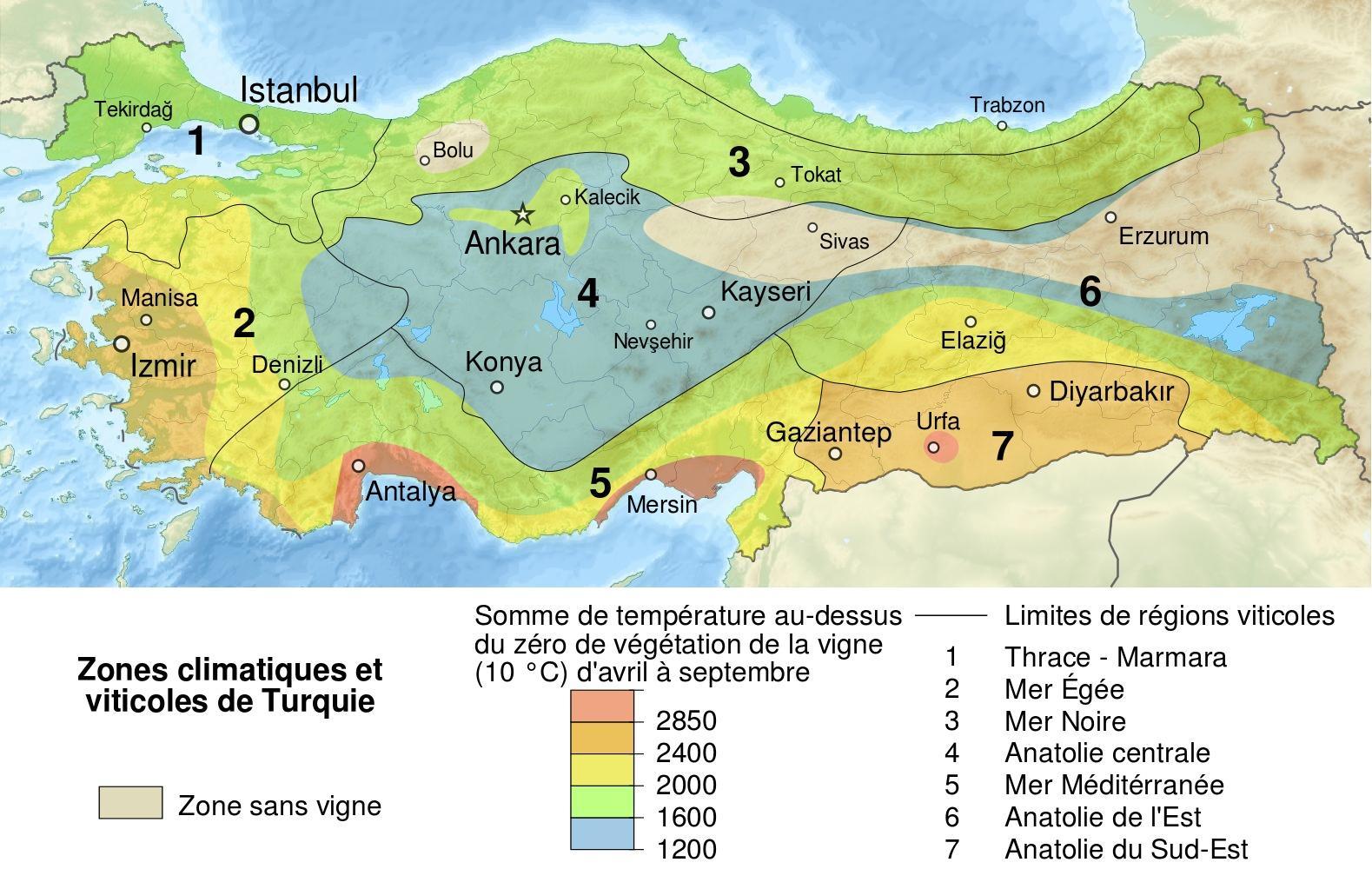 Weather map Turkey Map of Turkey weather Western Asia Asia